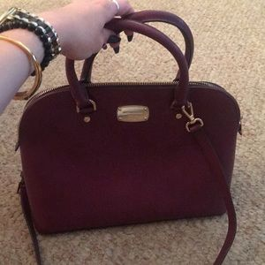 Proved Authentic Michael Kors Medium Sized Handbag